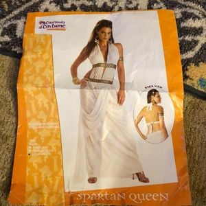 California Costumes Other - Spartan Queen Costume